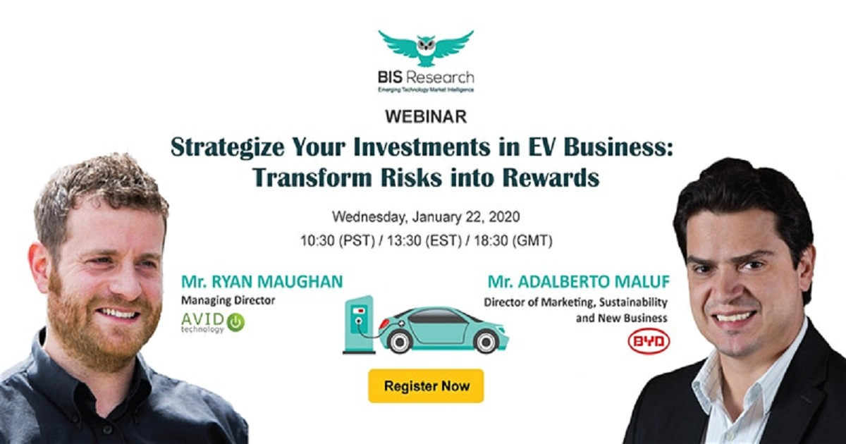 Strategize Investments in EV Business-Transform Risks into Rewards