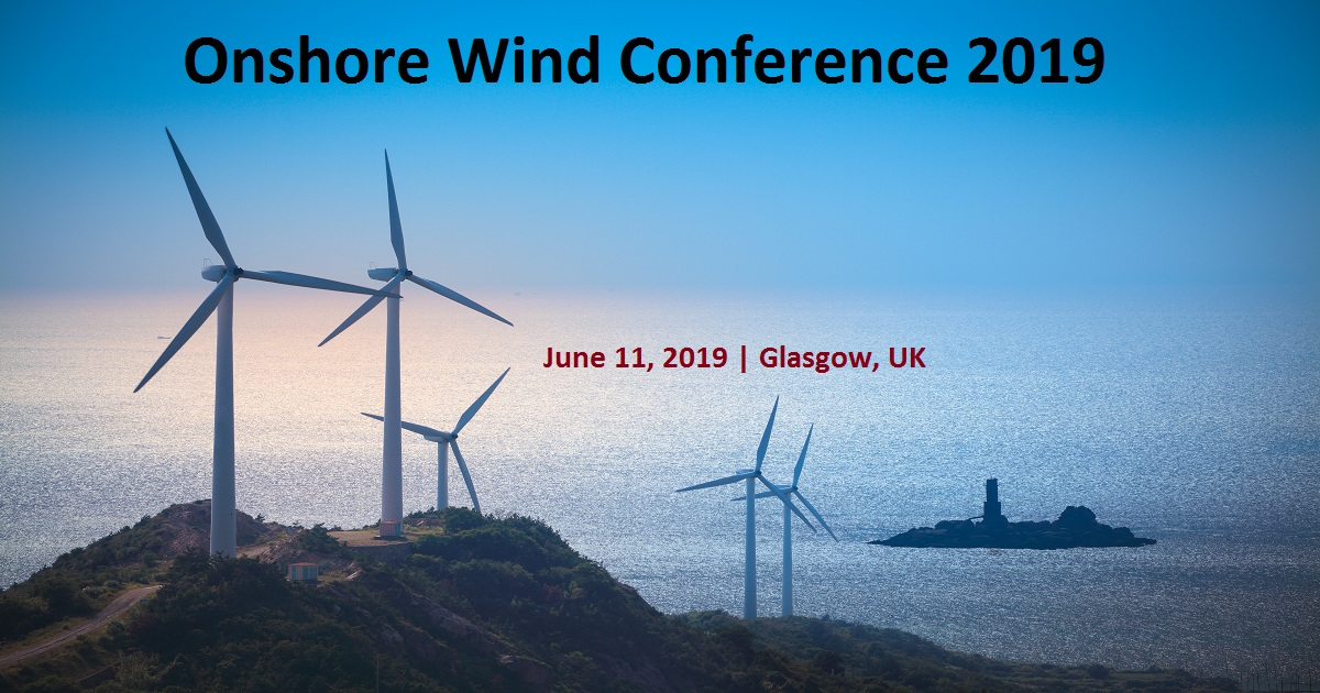 Onshore Wind Conference 2019