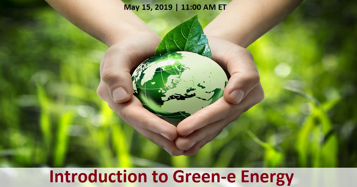 Introduction to Green-e Energy