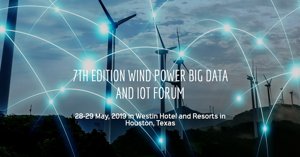 7TH EDITION WIND POWER BIG DATA AND IOT FORUM