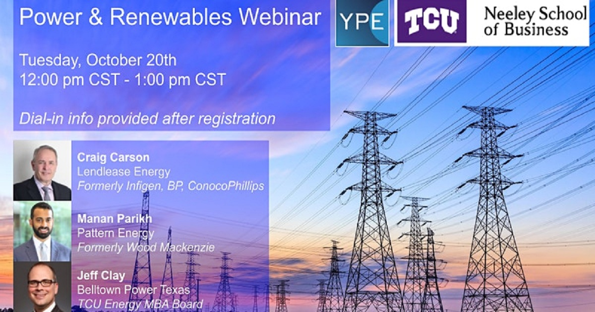 Power & Renewables