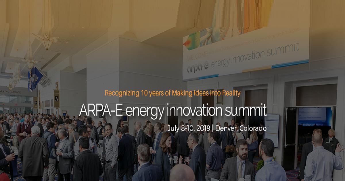 ARPA-E Energy Innovation Summit
