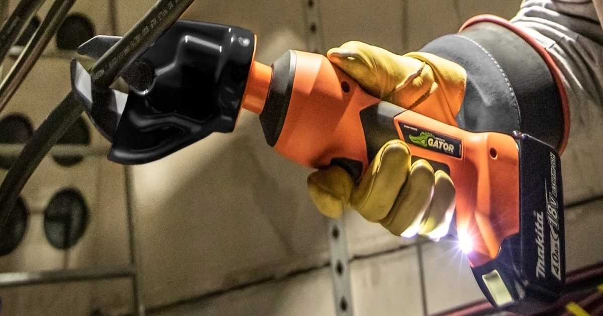 Evolution of Insulated Hand Tools - Transitioning from hand tools to battery operated, insulated tools