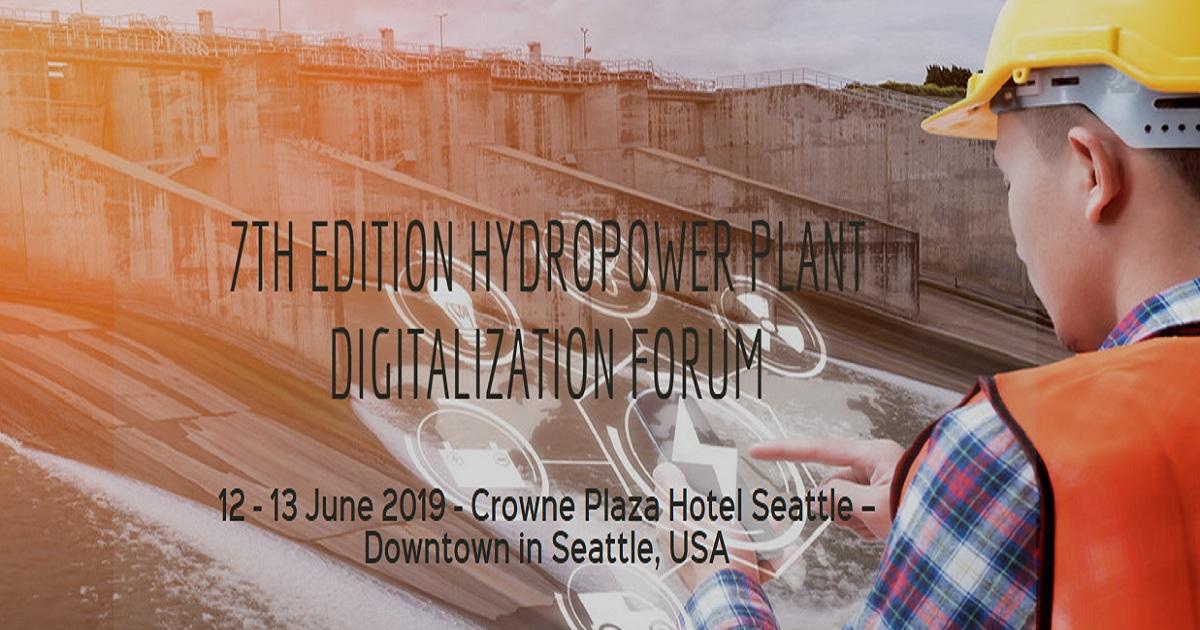 7TH EDITION HYDROPOWER PLANT DIGITALIZATION FORUM