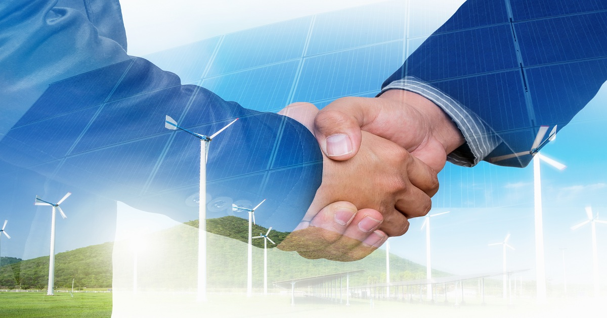 TOP 5 THINGS TO LOOK FOR IN A SUSTAINABLE ENERGY PARTNER